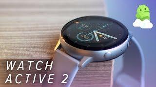 Samsung Galaxy Watch Active 2 review: A runaway success