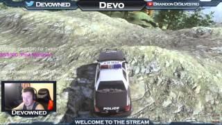 Drive like a boss... um... like Devo