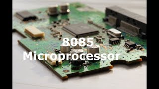 8085 microprocessor programming tutorial  Part 1