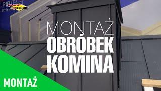 Instrukcja montażu paneli dachowych na rąbek