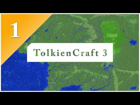 TolkienCraft 3 - E01 | Škola questů hotova |