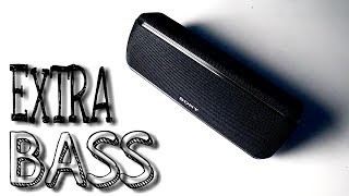 Loudest Bluetooth Speaker 2018 | Sony Extra Bass SRS-XB41 Review