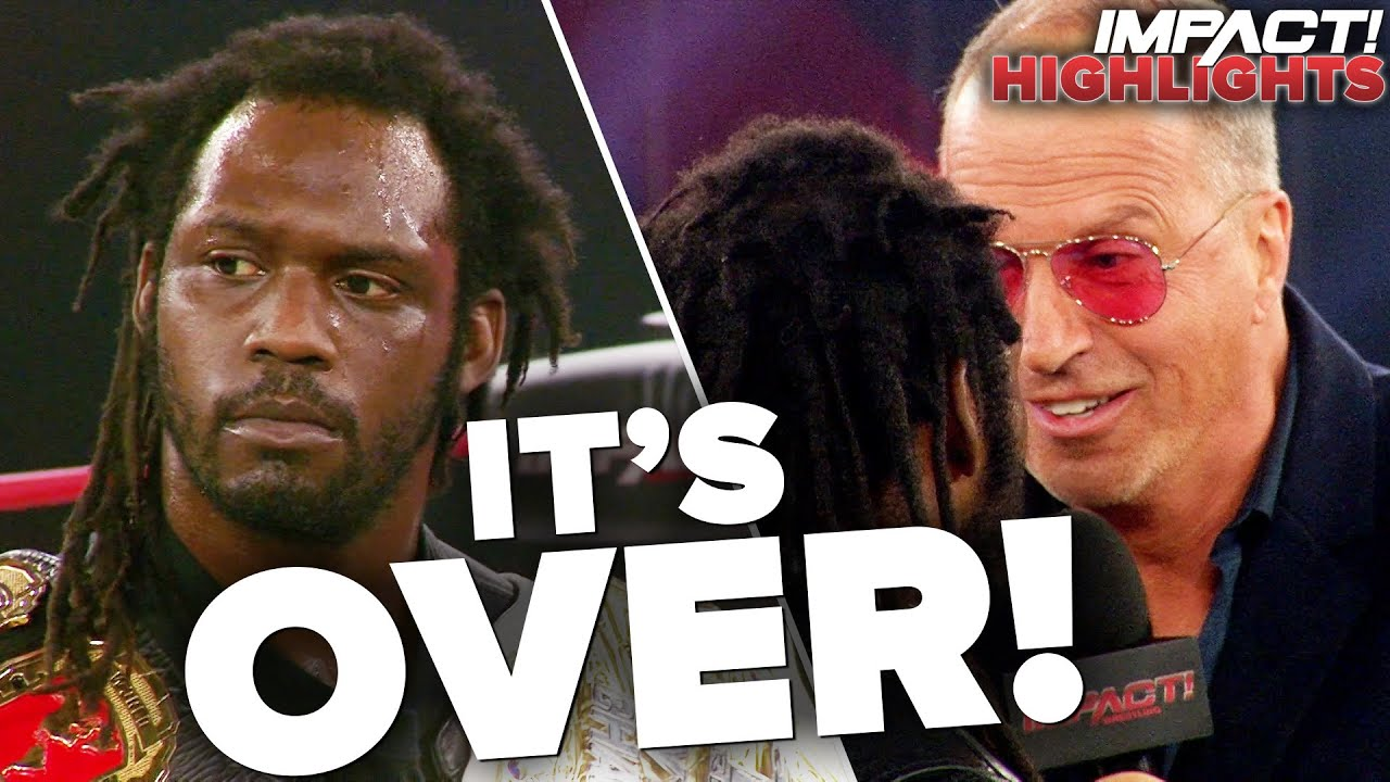 """Don Callis Returns To Impact Wrestling To Warn Rich Swann Ahead Of """"Rebellion"""" Main Event"""