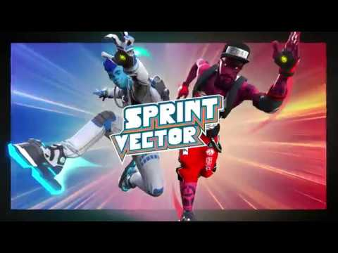 Sprint Vector - Gameplay Teaser thumbnail