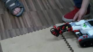 Robokids tank - Legomaster