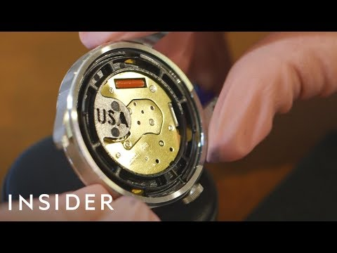 Making the Classic Timex Watch