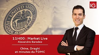 #MarketLive 11h - Mercredi 24 mai 2017