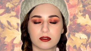 Fall Inspired Makeup Look! - Video Youtube
