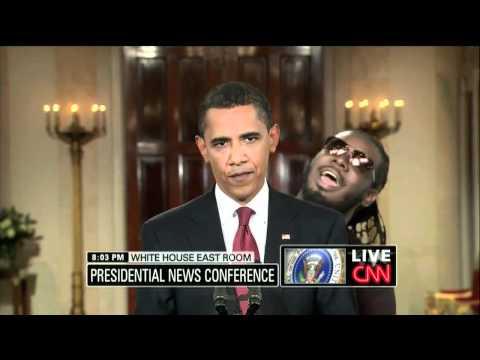 Trước khi làm tổng thống, Obama là rapper.