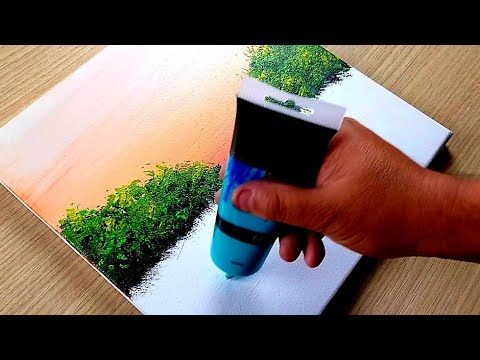 painting seascape tutorial by king marty