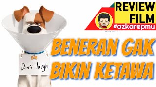 REVIEW FILM THE SECRET LIFE OF PETS 2 (2019) INDONESIA