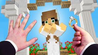 Realistic Minecraft   THE WEDDING