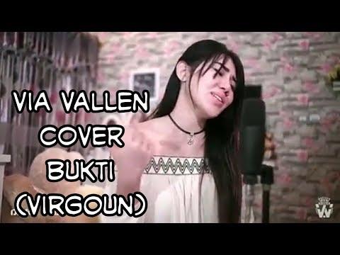 , title : 'Via Vallen - Bukti (Virgoun) COVER'