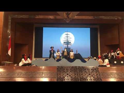 Performance Cluster Tnh Abang di Acara Bonsir Navi Seal Q3