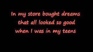 Broken Doll lyrics Anna Nalick