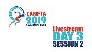 Cayman CARIFTA 2019 Day 3 livestream