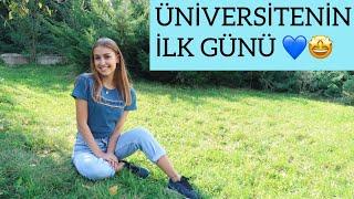 ÜNİVERSİTENİN İLK GÜNÜ | Hacettepe Üniversitesi