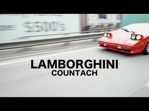 Video of '88 Countach - NU3Y