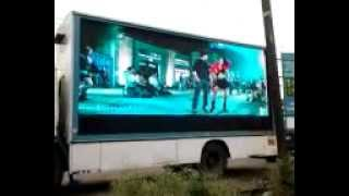Biggest size truck mounted LED screen 9167495445 India