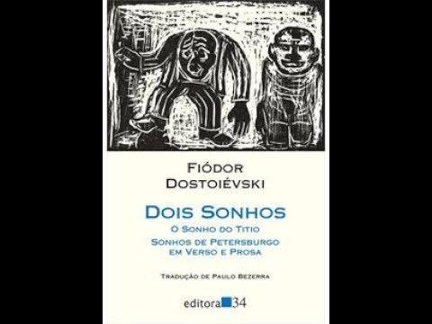 #Comentando: Sonhos de Petersburgo em verso e prosa (Fiódor Dostoiévski)