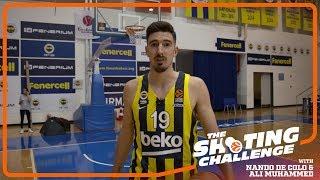 Shooting Challenge: Nando De Colo & Ali Muhammed