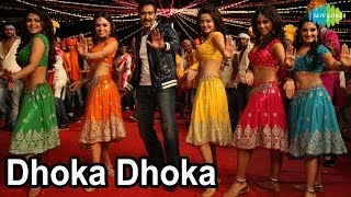Dhoka Dhoka Official Item Song | HIMMATWALA   - YouTube