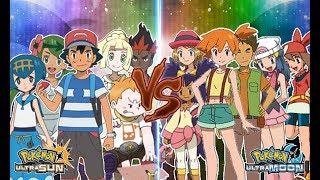 Togedemaru  - (Pokémon) - Pokemon Ultra Sun and Ultra Moon Ash, Lillie, Lana, Mallow, Kiawe, Sophocles Vs Ash's Old Friend