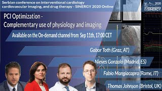 SINERGY 2020 – PCI Optimization – Complementary use of physiology and imaging