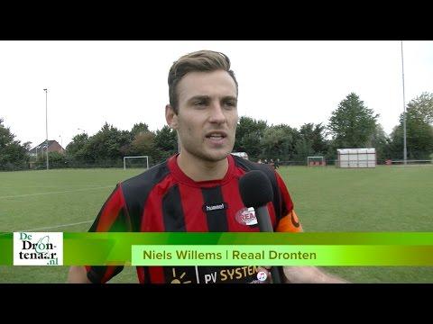 VIDEO | Doelpuntenmachine Reaal Dronten dendert door tegen Wilsum: 6-2