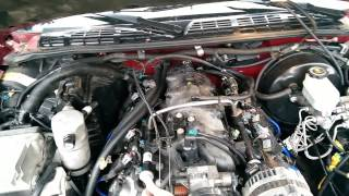 L33 5.3 LS6 cam S10 Blazer start and idle