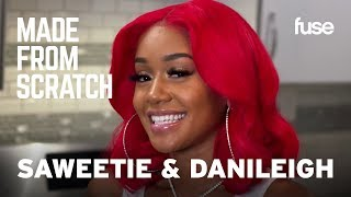 Saweetie & DaniLeigh Revisit Their Roots Cooking with Their Families | Made From Scratch | Fuse