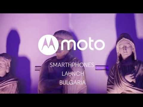 Motorola's return in Bulgaria