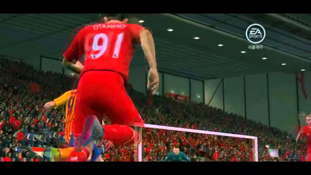 """FIFA Online 3: Ăn mừng """"tung cánh"""" trong Engine mới"""