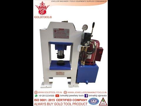 Gold Tool Hydraulic Press