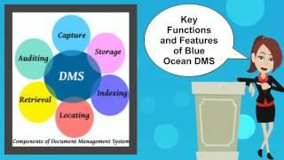 ISO 9001 : 2015 Document Management System (Blue Ocean DMS)