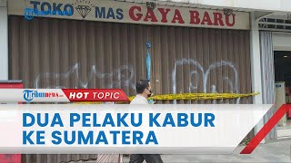 Diduga Kabur ke Sumatera, 2 Tersangka Perampokan dan Pembunuhan di Toko Emas Bandung Dikejar Polisi