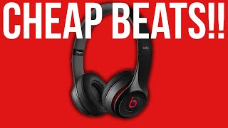 HOW TO GET BEATS CHEAP