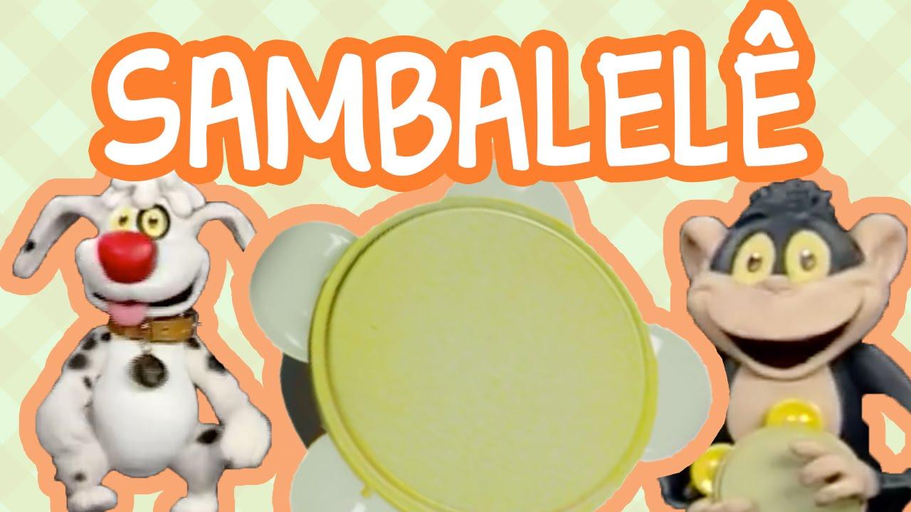 SAMBALELÊ | BEBÊ MAIS MÚSICA