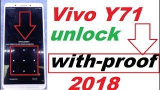 vivo y71 patten unlock - मुफ्त ऑनलाइन