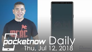Samsung Galaxy Note 9 S Pen leaks, MacBook Pro updates & more - Pocketnow Daily