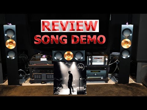 Mark Levinson 585 Review Song Demo HiFi Dac Integrated Amplifier No.585 Fink Trouble Your In