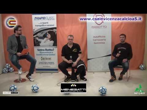 immagine di anteprima del video: calcioa5.gol - Puntata 08 del 26/11/13 - Stagione 2013/14