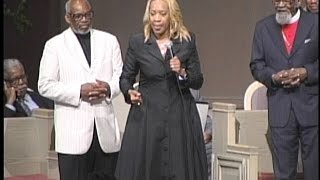 """FAC KY/TN Annual Council Pastor Wanda Parker """"l'm a Force to be Reckoned With"""""""