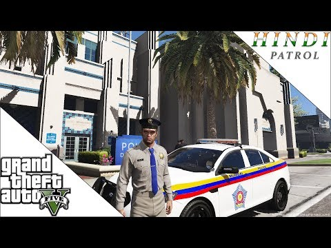 GTA 5 MUMBAI PATROL TREVOR #44