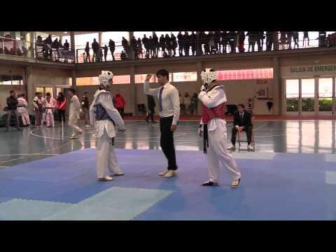 Taekwondo Campeonato Navarro Sénior de Combate (4)