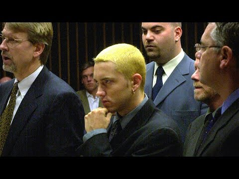 The Time Eminem Got Sued by his Childhood Bully