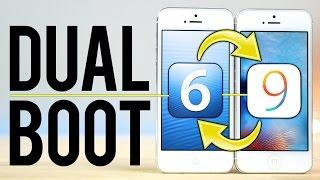 Dual Boot ב־iOS?