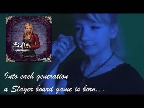 A Vampire looks at Buffy the Board Game