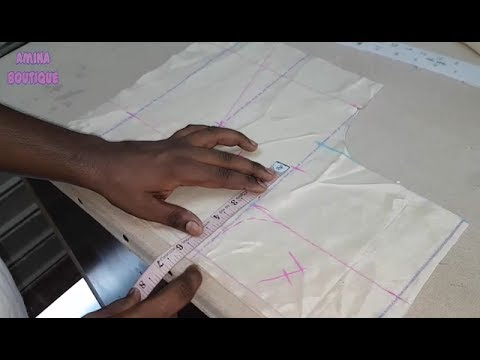 Blouse Cutting & Measurement Tips | Teera Armhole Tips (Size 39-40)