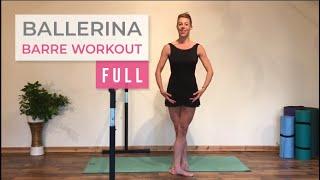 Full Ballerina Barre Workout